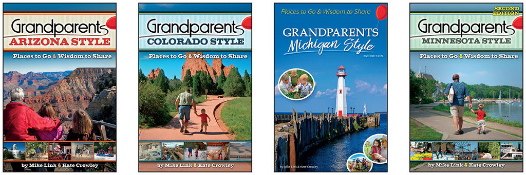 Books in the Grandparents with Style series