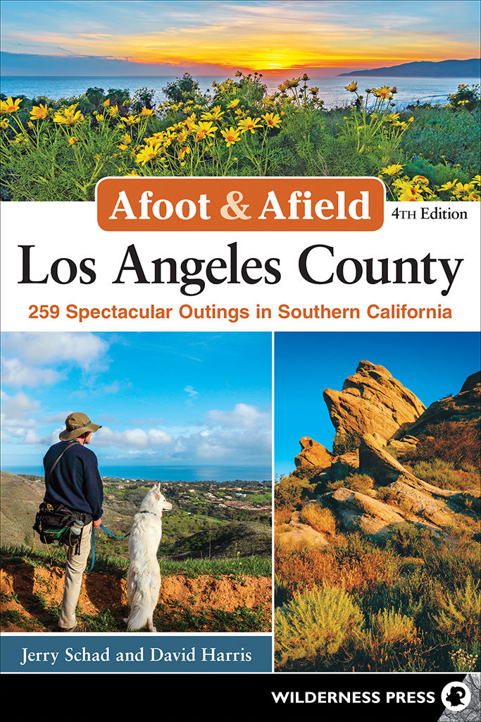 Afoot and Afield: Los Angeles County cover