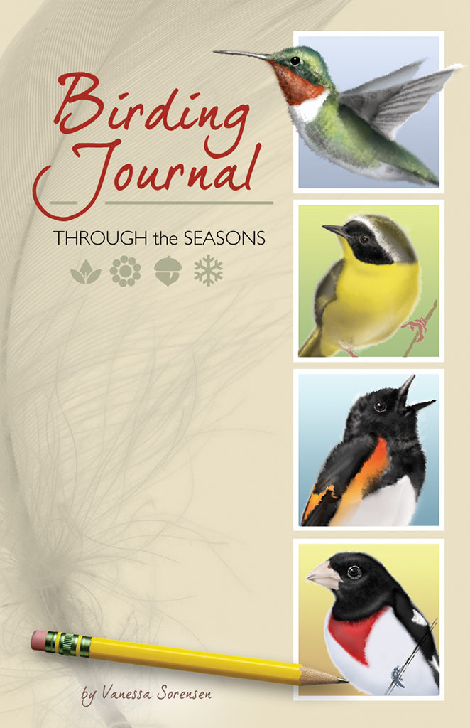 Birding Journal cover